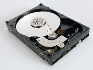 popravilo trdega diska