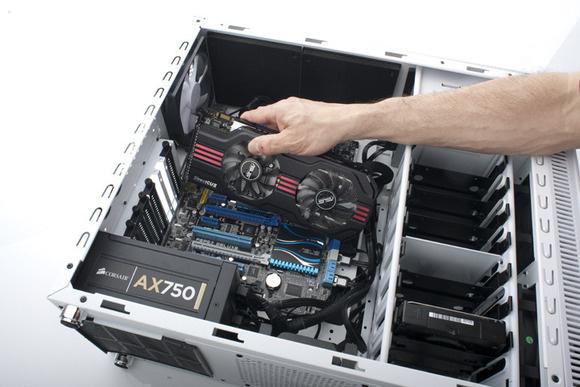 Popravila in nadgradnja računalnika